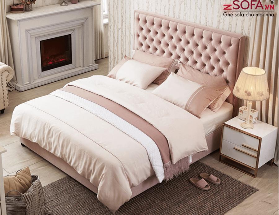 Một bộ giường ngủ hiện đại nhất xứng đáng