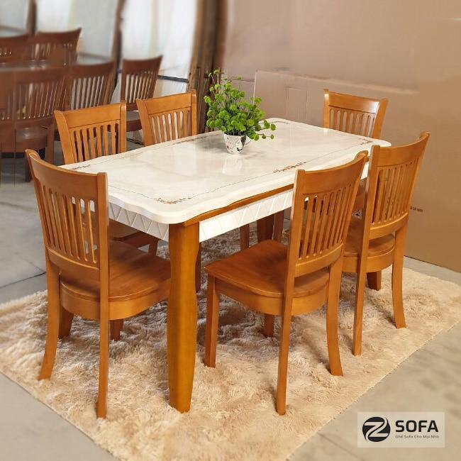 Chọn bàn ghế ăn chung cư hợp lý nhất