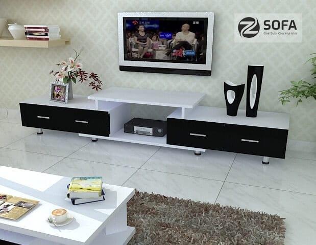 Ở đâu bán kệ đặt tivi uy tín TPHCM từ doanh nghiệp zSofa
