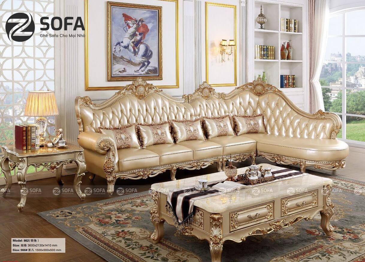 Nơi chuyên đóng sofa tân cổ điển tốt nhất