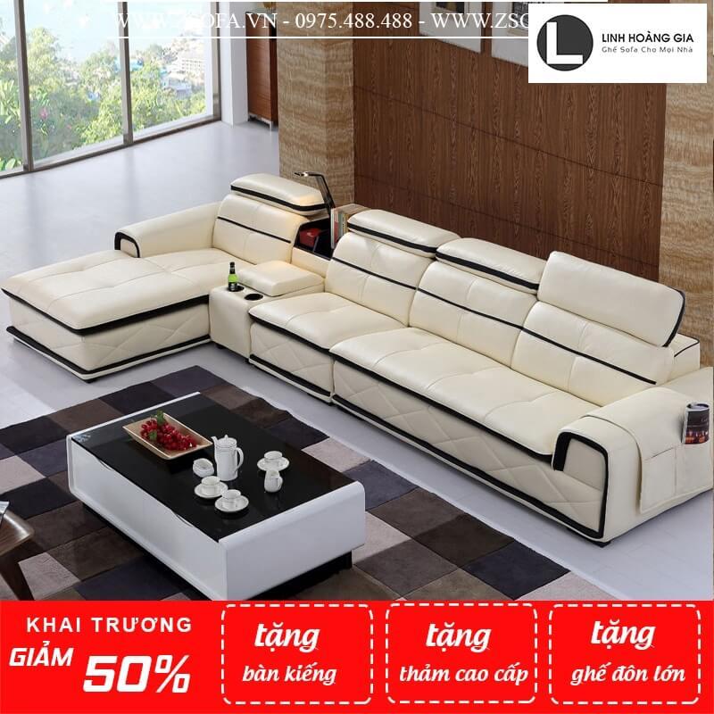 Bộ sofa góc phòng khách chọn ở đâu tốt ?