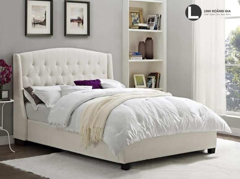 Chọn giường ngủ phong cách Hàn Quốc