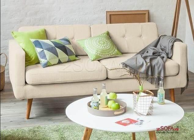 Chọn bàn ghế sofa nhỏ gọn giá rẻ từ zSofa