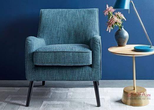 Chọn bộ sofa ghế đơn lẻ cho phòng khách nhỏ