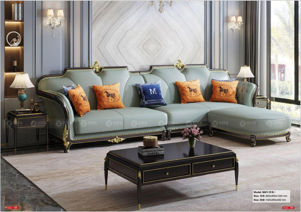 Chọn mua ghế sofa cho phòng khách tốt